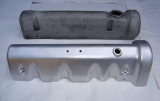 Vapour Blasted Rocker Cover